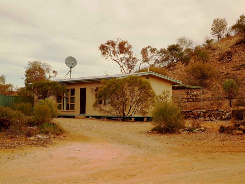 Arkaroola Wilderness Sanctuary - Callana Cottage