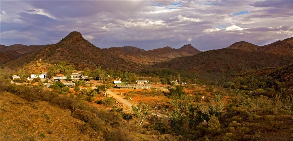 Arkaroola Wilderness Sanctuary - Arkaroola Village